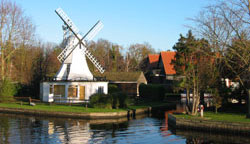 Norfolk Broads Cruiser Hire.
